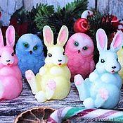 """Мыло ручной работы. Ярмарка Мастеров - ручная работа """"Братец-кролик"""" сувенирное мыло ручной работы. Handmade."""