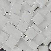 Материалы для творчества ручной работы. Ярмарка Мастеров - ручная работа Миюки ТИЛА 402 opaque white 10гр. Handmade.