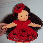 Куклы и игрушки ручной работы. Ярмарка Мастеров - ручная работа Малышка Мишель. Handmade.