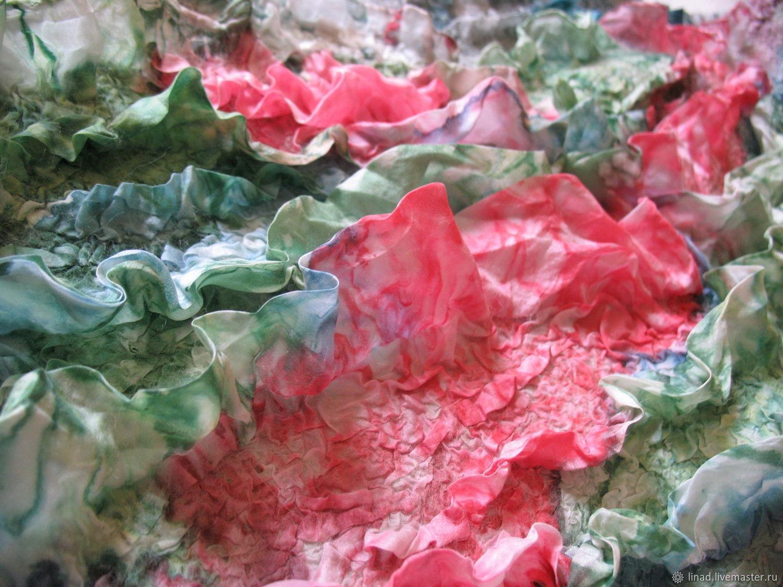 Top, jumper 'Color dreams' nunofelting, Tops, Kherson,  Фото №1
