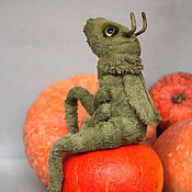 Куклы и игрушки ручной работы. Ярмарка Мастеров - ручная работа Кузнечик ВиктОр. Handmade.