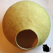 Для домашних животных, handmade. Livemaster - original item Small house for a cat. Handmade.