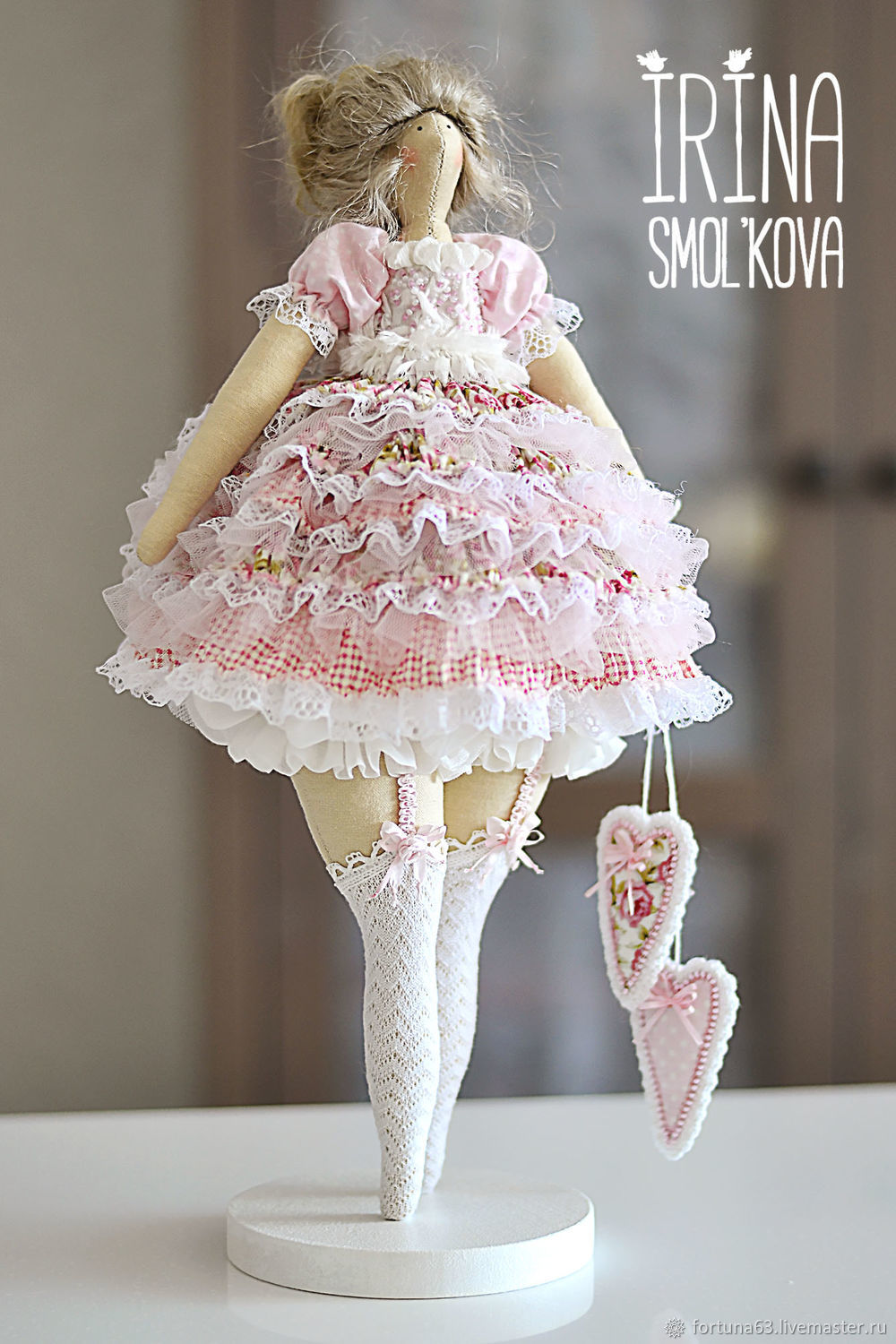 Doll Chubby Bridget Shop Online On Livemaster With