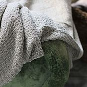 Для дома и интерьера handmade. Livemaster - original item Air summer blanket - Linen blanket - Luxury linen. Handmade.