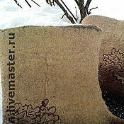 """Обувь ручной работы. Ярмарка Мастеров - ручная работа Валенки мужские """"Мужество"""". Handmade."""