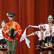 Одежда ручной работы. Ярмарка Мастеров - ручная работа Русские народные танцевальные детские сценические костюмы. Handmade.