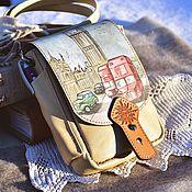Сумки и аксессуары handmade. Livemaster - original item Purse-purse