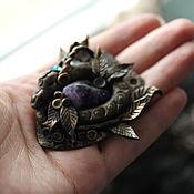 Подвеска ручной работы. Ярмарка Мастеров - ручная работа Подвеска: Спящий дракон. Handmade.