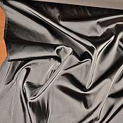 Материалы для творчества ручной работы. Ярмарка Мастеров - ручная работа Атласная вискоза с эластаном, Италия. Handmade.