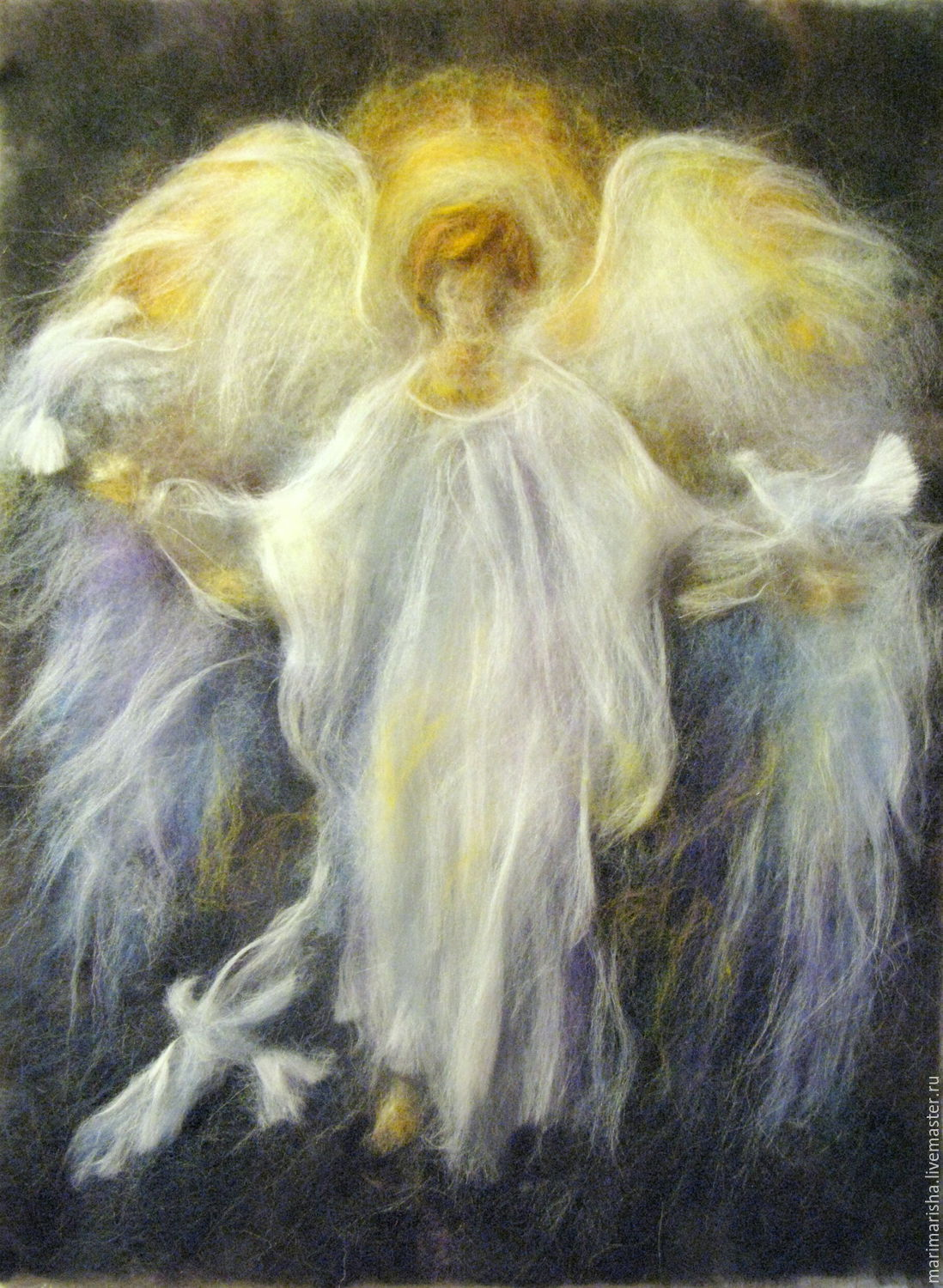 Picture From The Wool Of The Guardian Angel Shop Online