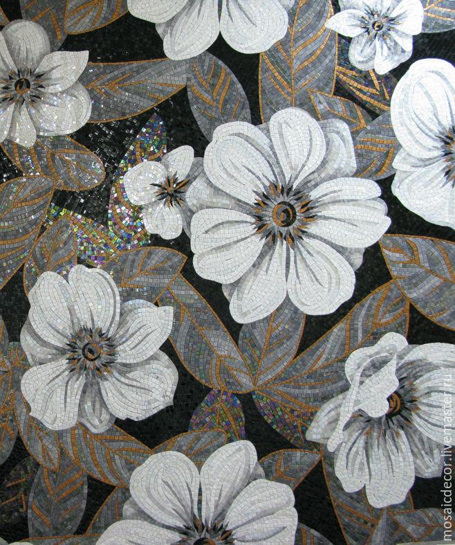Пано из цветов заказать купить подснежники цветы
