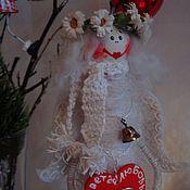 Свадебный салон handmade. Livemaster - original item angel white wedding. Handmade.