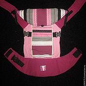 """Одежда ручной работы. Ярмарка Мастеров - ручная работа Эргономичный рюкзак """"Этно"""" для девочки. Handmade."""