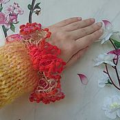 """Одежда ручной работы. Ярмарка Мастеров - ручная работа Свитер """"Солнечная осень"""". Handmade."""