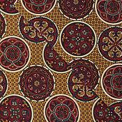 Материалы для творчества ручной работы. Ярмарка Мастеров - ручная работа Ткань для пэчворка Медальоны. Handmade.
