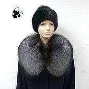 Аксессуары handmade. Livemaster - original item Fur detachable collar boa Fox fur.VN-319. Handmade.