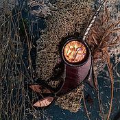 Украшения handmade. Livemaster - original item Sea Unicorn Brooch (bro-022). Handmade.