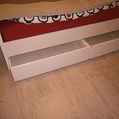 Для дома и интерьера ручной работы. Ярмарка Мастеров - ручная работа Ящики выдвижные под кровать. Handmade.