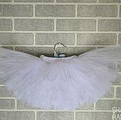 Работы для детей, ручной работы. Ярмарка Мастеров - ручная работа Юбка пачка из фатина юбка туту. Handmade.