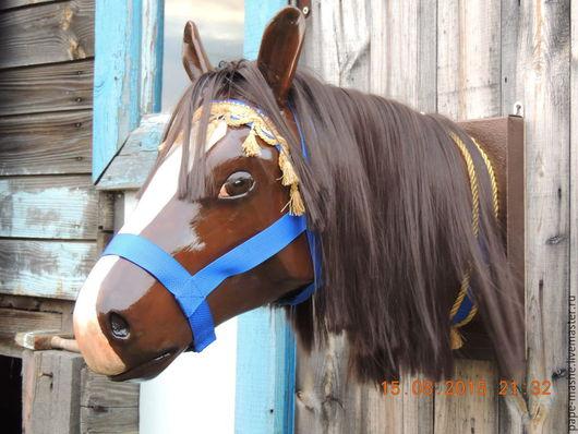 Животные ручной работы. Ярмарка Мастеров - ручная работа. Купить лошадь. Handmade. Коричневый, лошадь сувенир, подарок коллекционеру
