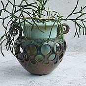 Цветы и флористика handmade. Livemaster - original item pots: Pots