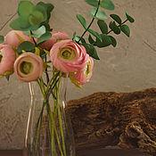 Цветы и флористика handmade. Livemaster - original item Silk interior composition