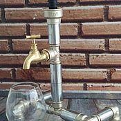 Сувениры и подарки handmade. Livemaster - original item Gift man Dispenser for spirits .. Handmade.