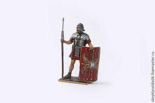 Миниатюра ручной работы. Ярмарка Мастеров - ручная работа. Купить Римский легионер, 1-2 вв. н.э.. Handmade.