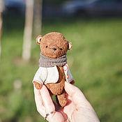 Куклы и игрушки ручной работы. Ярмарка Мастеров - ручная работа Тедди Афоня. Handmade.