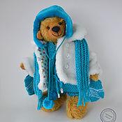 Куклы и игрушки ручной работы. Ярмарка Мастеров - ручная работа Мишка Женечка. Handmade.
