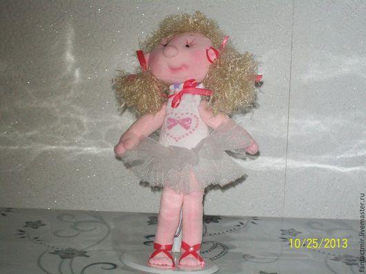 Элементы интерьера ручной работы. Ярмарка Мастеров - ручная работа. Купить Кукла Малышка Иришка. Handmade. Кукла ручной работы