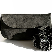 Сумки и аксессуары handmade. Livemaster - original item Clutch and brooch
