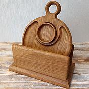 Для дома и интерьера handmade. Livemaster - original item Feeding Board with stand. Handmade.
