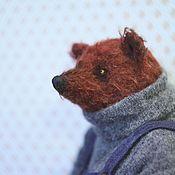 Куклы и игрушки ручной работы. Ярмарка Мастеров - ручная работа Дед медведь. Handmade.