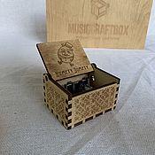 Музыкальные инструменты handmade. Livemaster - original item Humpty Dumpty Music Box. Handmade.