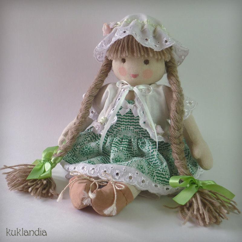 Лили, 26 см, Вальдорфская игрушка, Самара, Фото №1