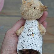 Куклы и игрушки ручной работы. Ярмарка Мастеров - ручная работа Мишка Аня. Handmade.