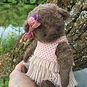 Куклы и игрушки ручной работы. Ярмарка Мастеров - ручная работа Тедди медведь ручная работа. Handmade.