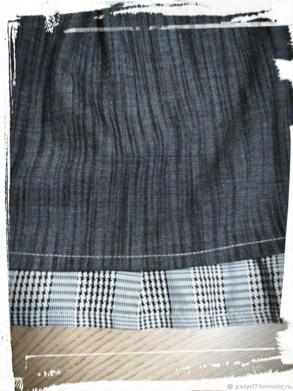 Платье с лентой