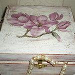 Сундучок сокровищ от Людмилы - Ярмарка Мастеров - ручная работа, handmade