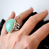 Rings handmade. Livemaster - original item chrysopa. Ring. Custom made. Handmade.