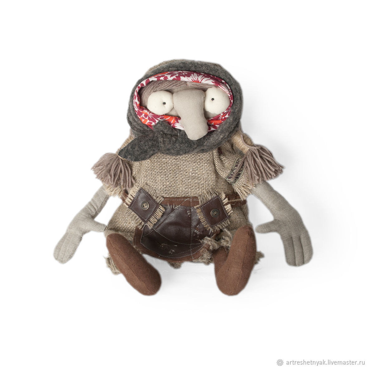 Яга, Мягкие игрушки, Кострома,  Фото №1