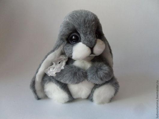 """Мишки Тедди ручной работы. Ярмарка Мастеров - ручная работа. Купить """"Баффи"""". Handmade. Заяц, мишки тедди, 6 шплинтов"""