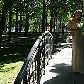 Свадебный салон ручной работы. Ярмарка Мастеров - ручная работа Платье на свадьбу. Handmade.