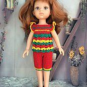 Куклы и игрушки ручной работы. Ярмарка Мастеров - ручная работа Костюм для кукол паола рейна. Handmade.
