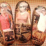 Сумки и аксессуары handmade. Livemaster - original item Spectacle case with Your photo. Handmade.