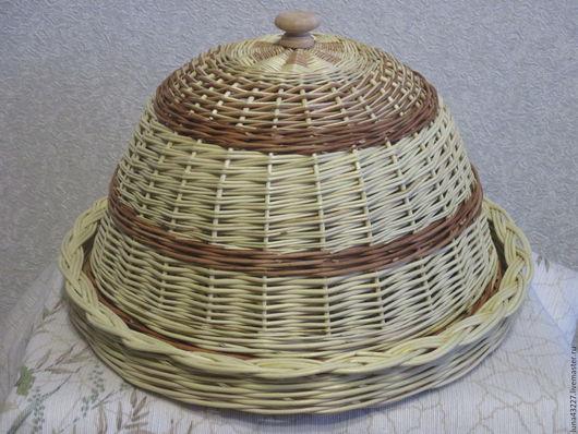Кухня ручной работы. Ярмарка Мастеров - ручная работа. Купить Хлебница из лозы. Handmade. Хлебница, натуральные материалы