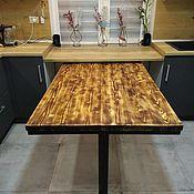 Столы ручной работы. Ярмарка Мастеров - ручная работа Стол loft. Handmade.