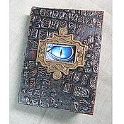 Канцелярские товары handmade. Livemaster - original item Notebook Dragon handmade A6. Handmade.