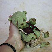 Куклы и игрушки ручной работы. Ярмарка Мастеров - ручная работа Фисташ. Handmade.